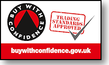 The Buy With Confidence logo